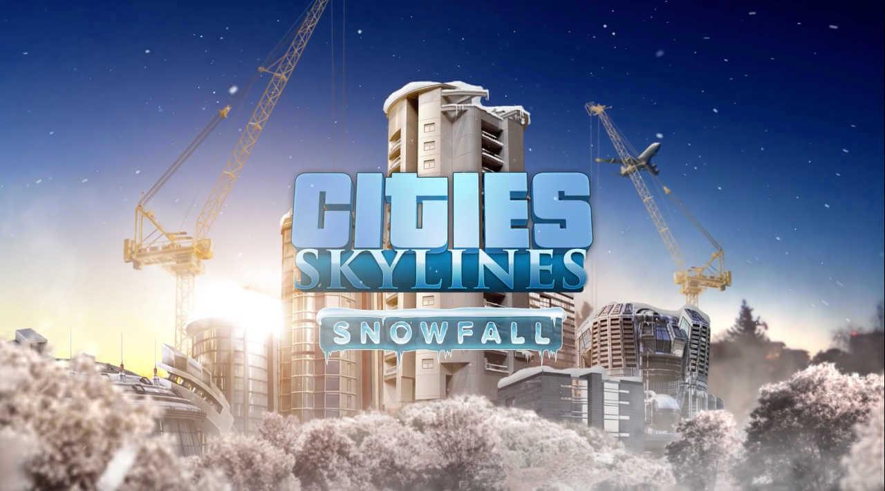 Cities Skylines SnowfallFree Download