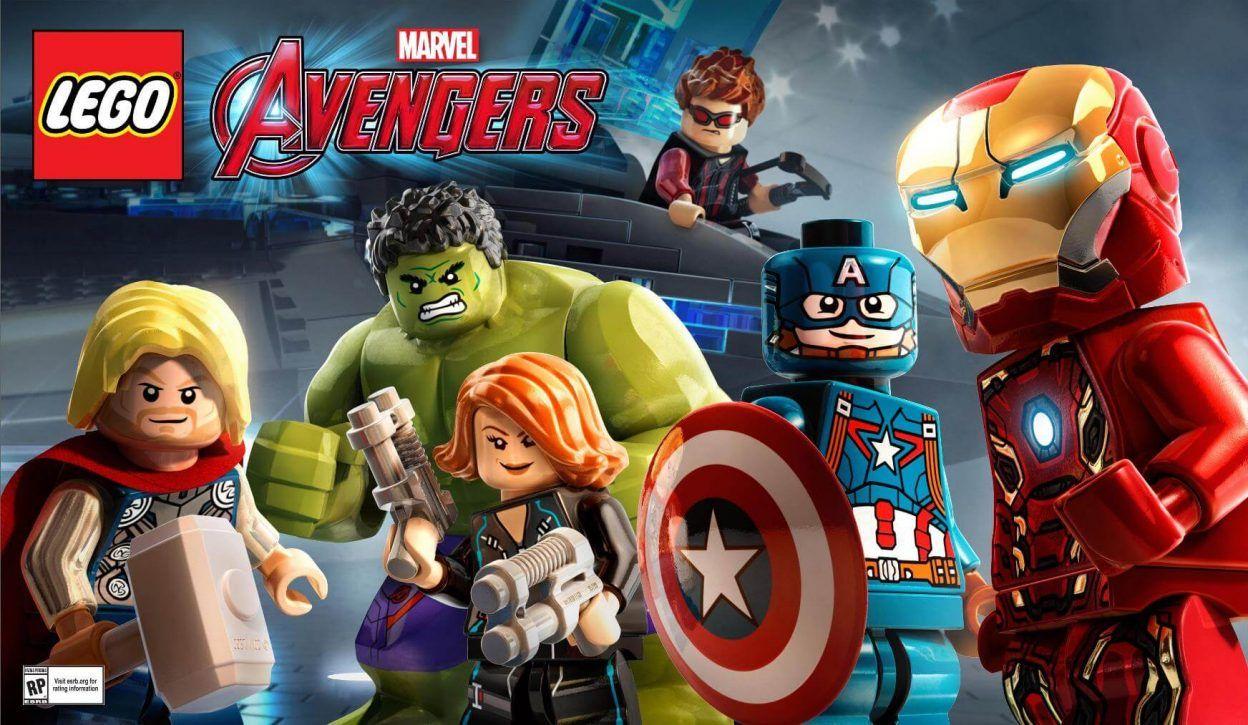 LEGO Marvels AvengersFree Download