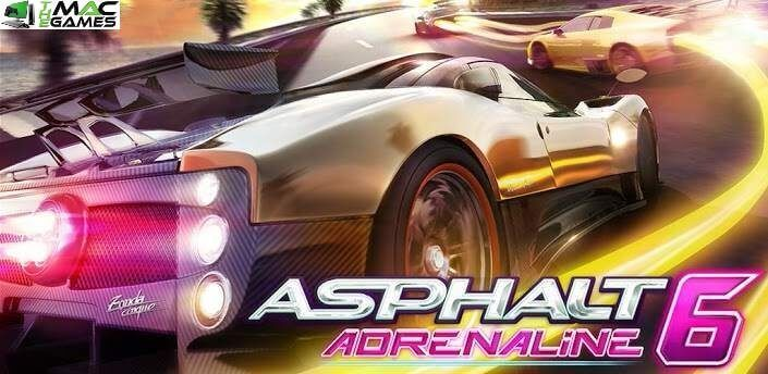 Asphalt 6 Adrenaline Free Download