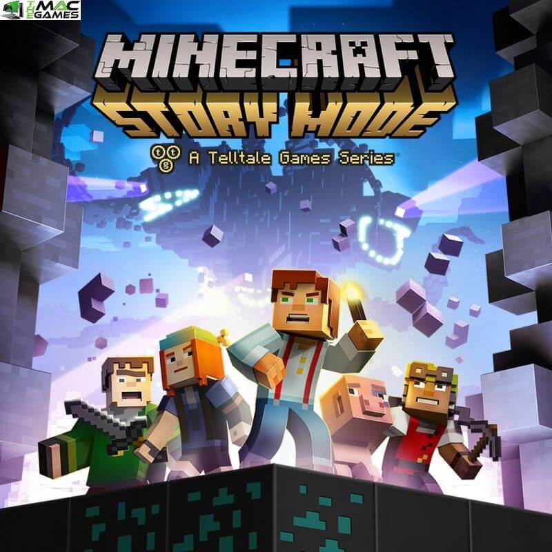 Minecraft Story Mode A Telltale Games Series Free Download