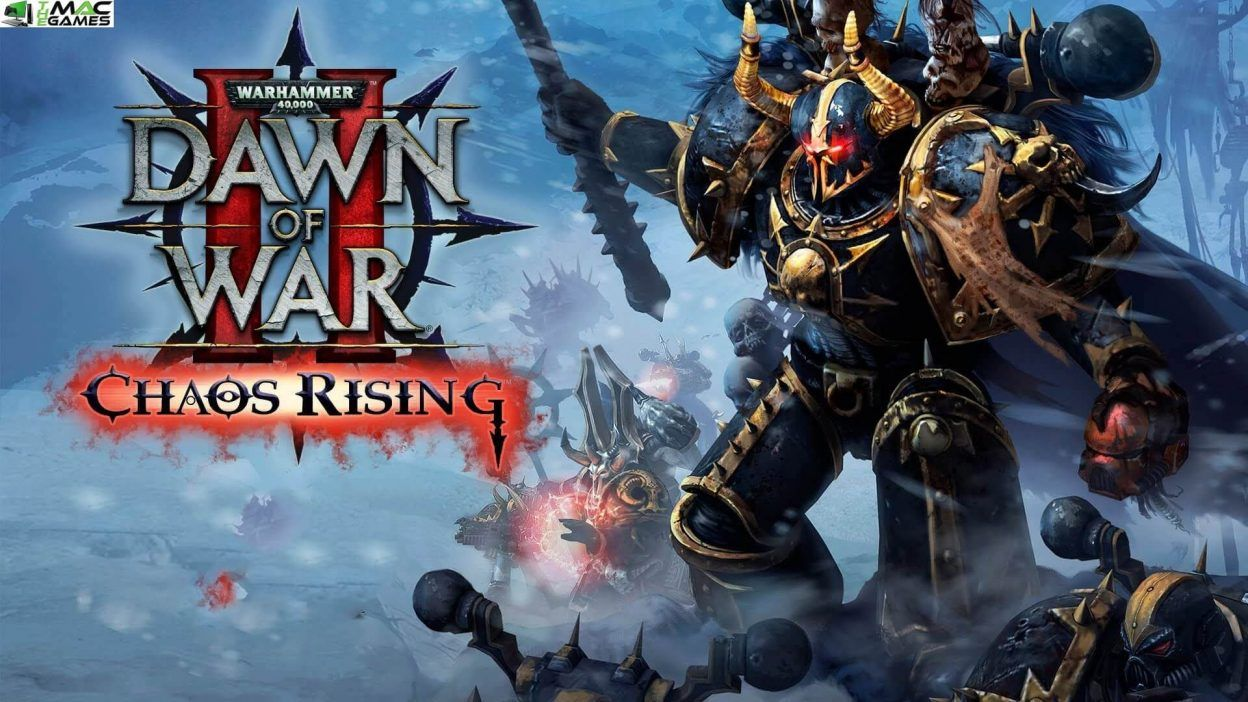 Warhammer 40000 Dawn of War II Chaos Rising Free Download