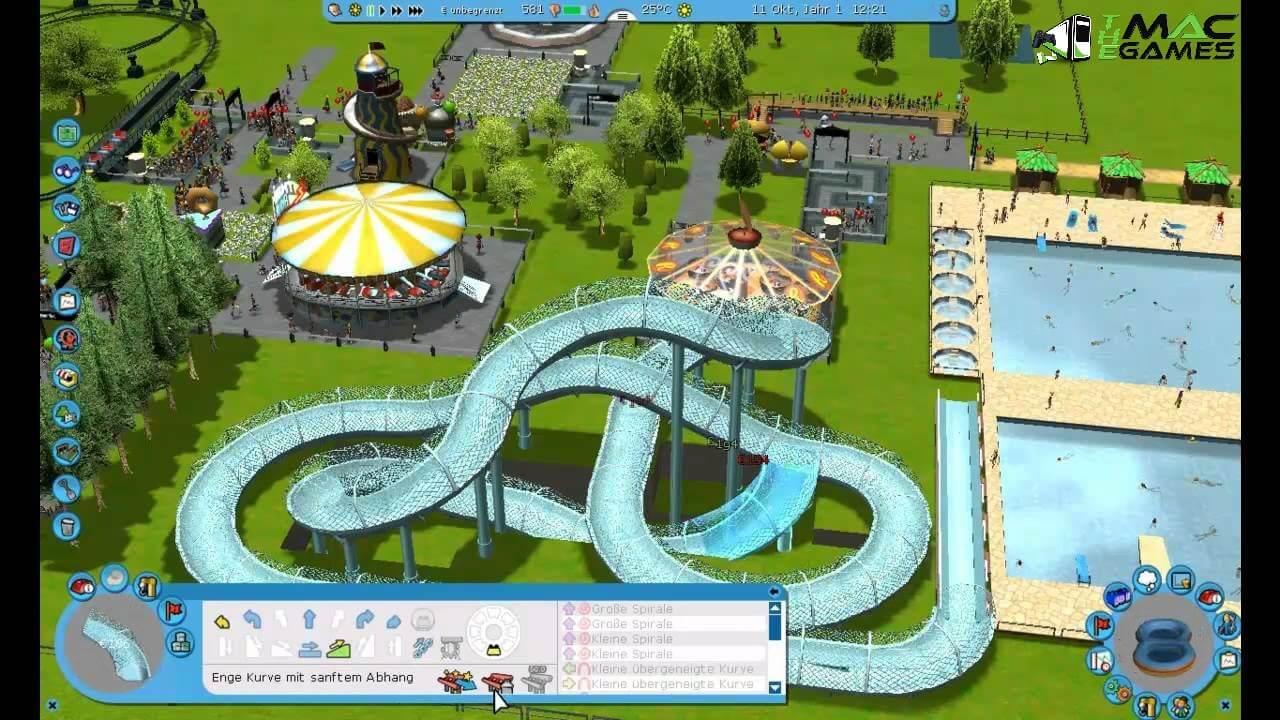 Crack rollercoaster tycoon 3 platinum mac