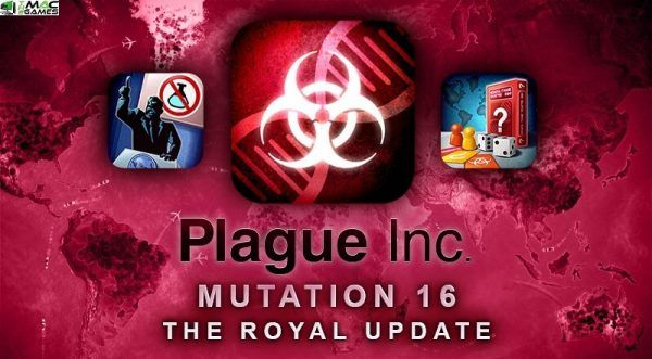 Plague Inc Evolved The Royal Free Download