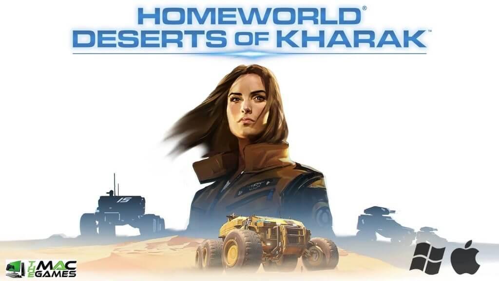 Homeworld Deserts of Kharak download free
