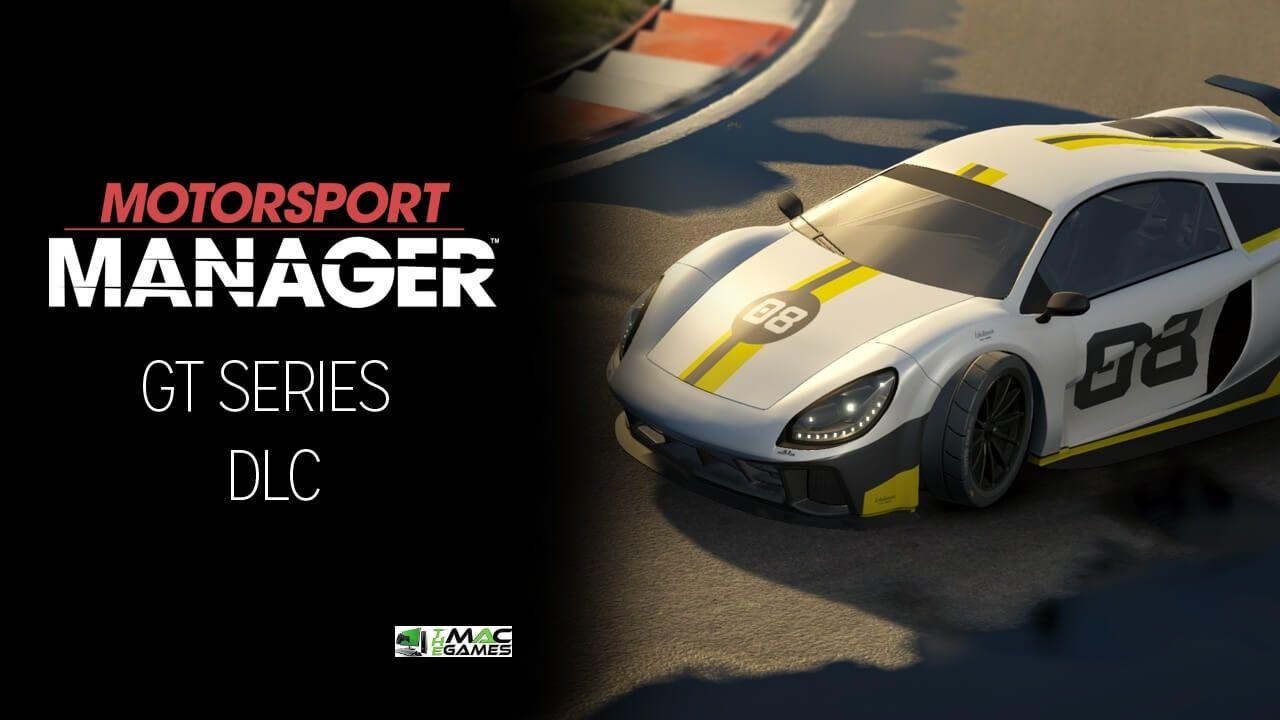 Motorsport Manager GT Series mac game download free