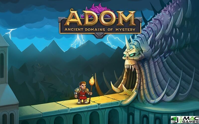 ADOM (Ancient Domains Of Mystery) free download