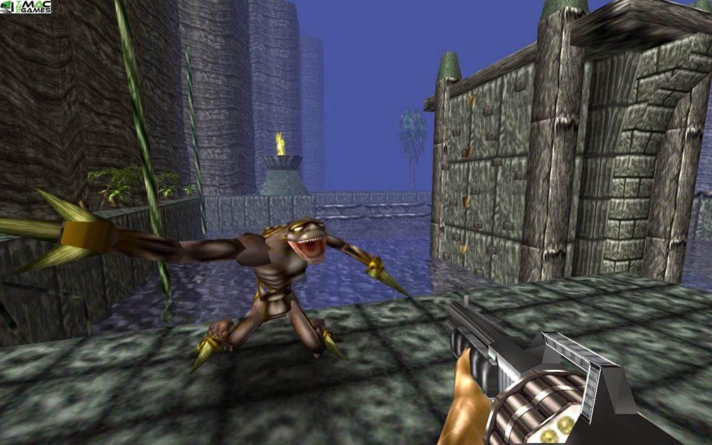 Turok MAC Game Free Download