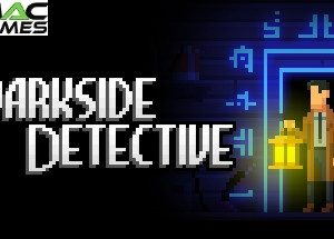The Darkside Detective game