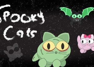 Spooky Cats download