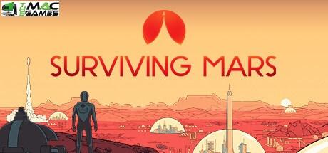 Surviving Mars mac game