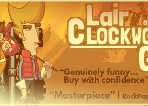 Lair of the Clockwork God download