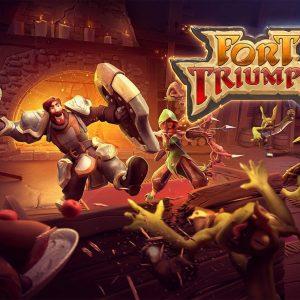 Fort Triumph mac game