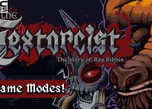 The Textorcist The Story of Ray Bibbia game