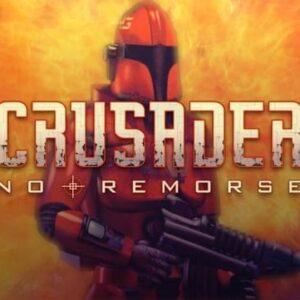 Crusader No Remorse free downloa
